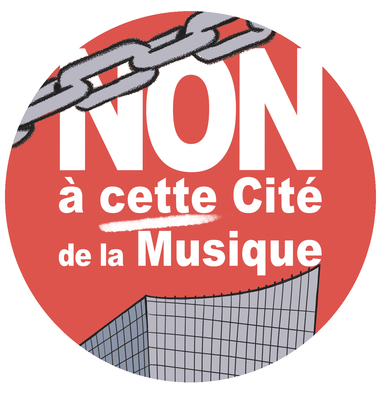 Comité référendaire NON À CETTE CITÉ DE LA MUSIQUE